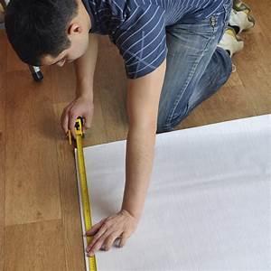 Pose Toile De Verre Plafond : poser de la toile de verre tous les conseils marie claire ~ Melissatoandfro.com Idées de Décoration