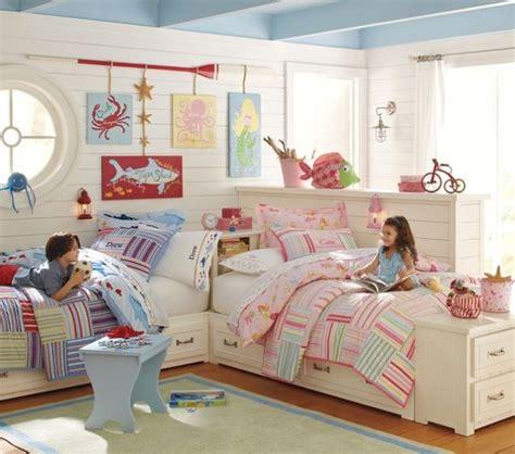 chambre 2 enfants chambre pour 2 enfants 15 idées sympas et ludiques