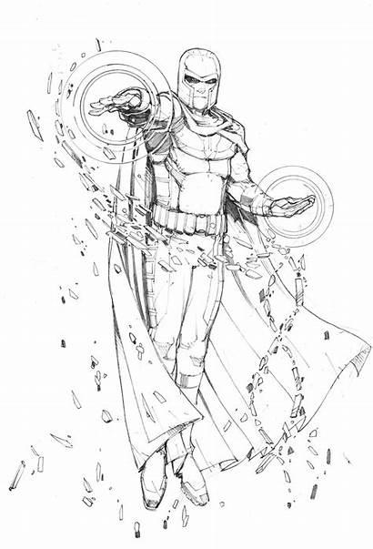 Magneto Max Deviantart Coloring Pages Dunbar Sketch