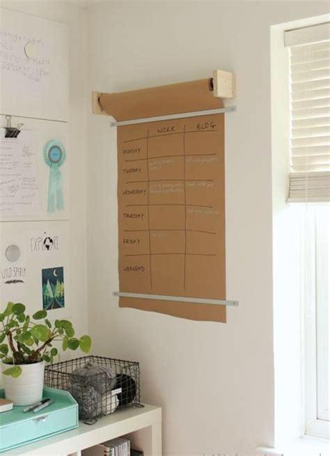 cheap ideas  create diy calendars  unique wall