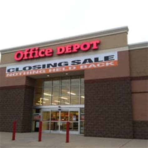 Office Depot Chicago by Office Depot Closed Office Equipment Yelp