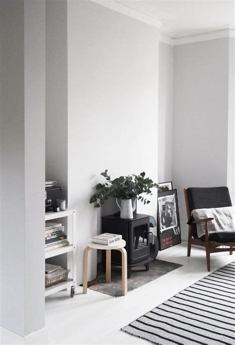 Grey Living Room Hdb by My Scandi Style Living Room Makeover Painted White