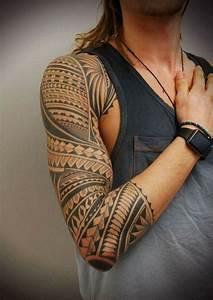 1001 + Ideas de tatuajes maories y su significado en la cultura polinesia
