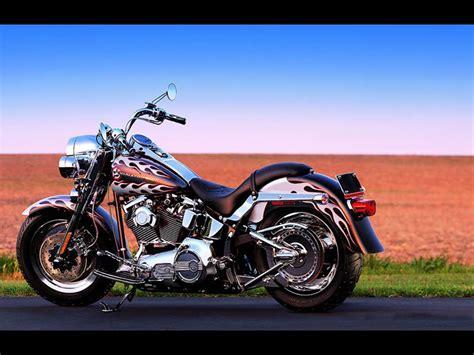 Harley Davidson Pink Background