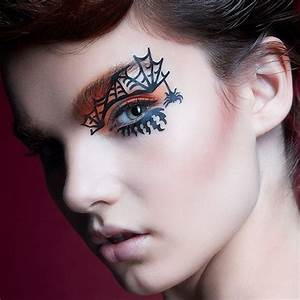 Barock Make Up : 15 fun and fashionable halloween makeup ideas ~ Orissabook.com Haus und Dekorationen