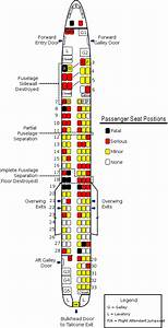 File American Airlines Flight 1420 Seat Injury Chart Svg