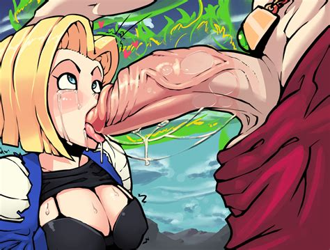 android 18 rule 34 hentai hq
