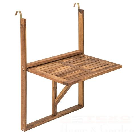stolik ogrodowy podwieszany drewniany stol skladany