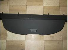 Porsche CARGO COVER SHADE 7p5867773c Used Auto Parts