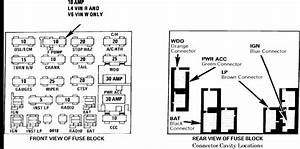 Fuse Diagram For 2008 Chevy Truck