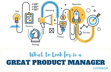 what to for in a great product manager