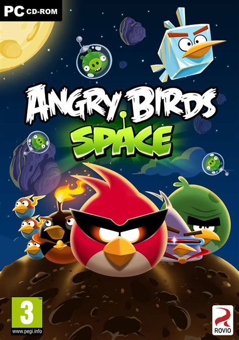jaquette angry birds space hd image  iphone