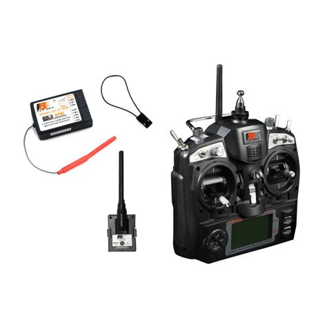 FlySky TH9X 9CH 24GHz Transmitter and Receiver (TX+RX