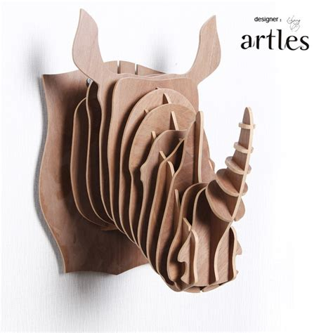 Shop items you love at overstock, with free shipping on everything* and easy returns. Indian style rhino wall decoration,3D DIY wood animal head creative wooden handicrafts,Store Bar ...
