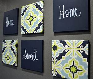 17 best ideas about lime green kitchen on pinterest lime With best brand of paint for kitchen cabinets with navy blue canvas wall art