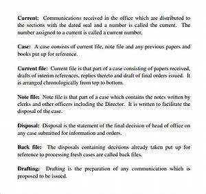 Office Manual Template