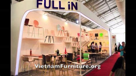 vietnam international furniture fair  youtube