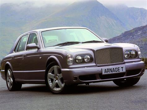 Bentley Arnage R (facelift)