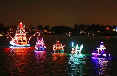 holiday lighted boat parade fairhavencom