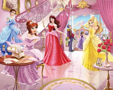 Walltastic Fairy Princess Kids Wall Mural  Bubs N Grubs