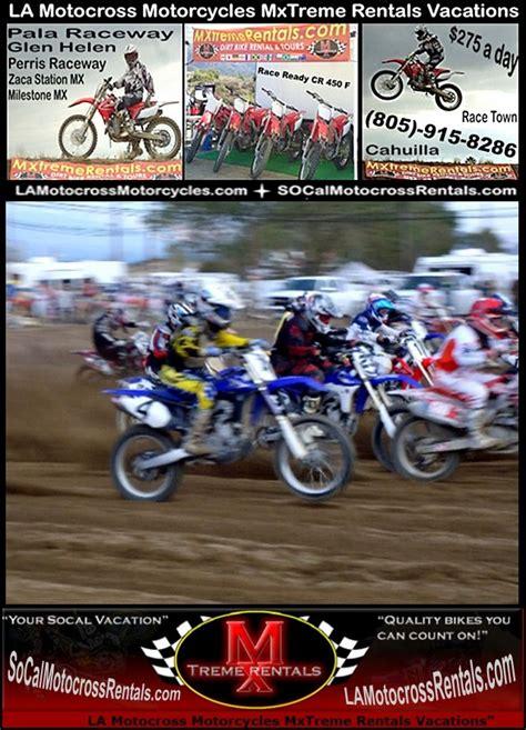 rent motocross bike uk c pendleton ca la motocross supercross dirt bike