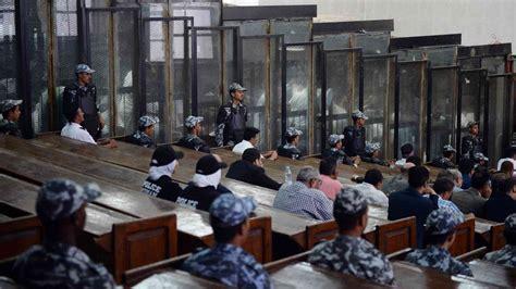 The Objective Un tribunal egipcio condena a 75 personas