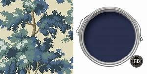 Farrow And Ball Peinture : papier peint et peinture 6 blog au fil des couleurs ~ Zukunftsfamilie.com Idées de Décoration