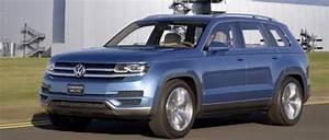 Volkswagen 7 Places : volkswagen passe au suv taille xxl pour s duire les am ricains automobile ~ Gottalentnigeria.com Avis de Voitures