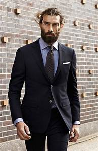 Pin by Lookastic on Ties in 2019 | Mens fashion, Beard ...