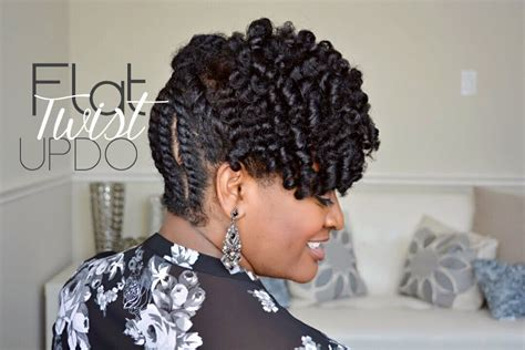 Twist Updo Hairstyles Hair by 103 Simple Flat Twist Updo On Hair My