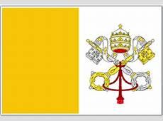 Vatican City Flag printable flags
