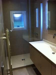 salle de bain en longueur plan 1 douche archives With plan de salle de bain en longueur