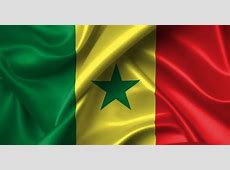 Senegal Flag printable flags