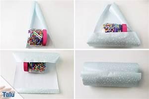 Rundes Geschenk Einpacken : weihnachtsgeschenke verpacken anleitung tipps zum einpacken ~ Eleganceandgraceweddings.com Haus und Dekorationen