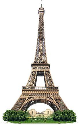 eiffel eiffel tower paris  cut