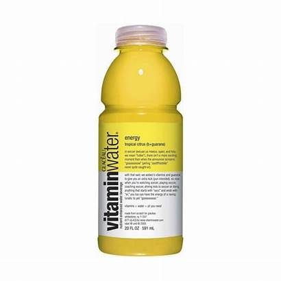 Vitamin Water Energy Tropical Citrus Vitaminwater Oz