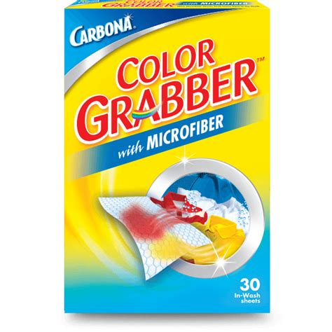 Color Grabber With Microfiber  Carbona Cleaning Products