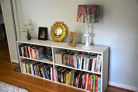 The Makeover Of A Roadside Book Shelf