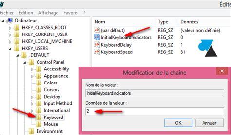 icone de bureau activer le pavé numérique au démarrage de windows windowsfacile fr