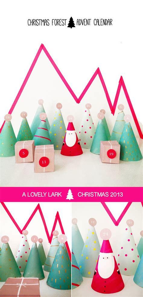 christmas advent calendar ideas  organised housewife