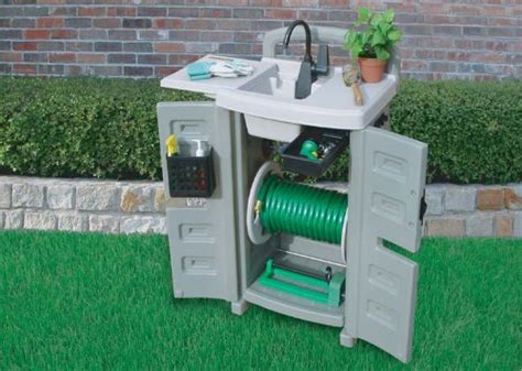 Backyard Gear Wc100 Water Station With Outdoor Sink Buy