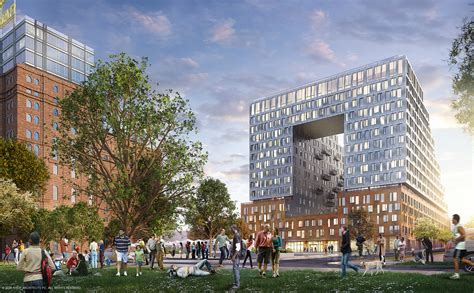 Shop Architects First Tower Brooklyn Domino Sugar