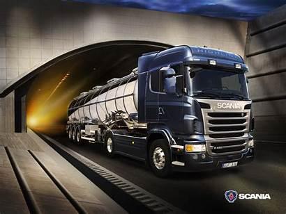 Scania Wallpapers Trucks Truck V8 Desktop Camiones