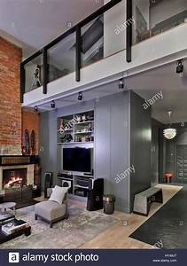 Interior, Design, In, A, Luxury, Loft, Apartment, In, Moscow