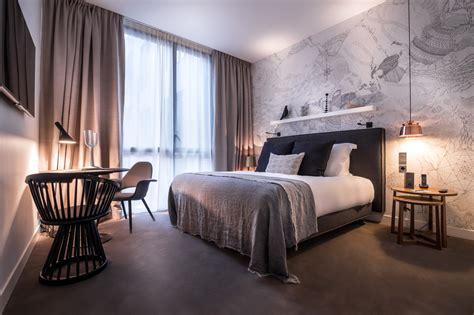 les chambres des b饕駸 chambre luxe centre de rennes chambre deluxe hôtel balthazar
