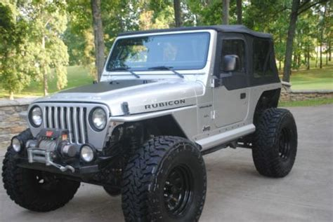 built jeep rubicon purchase used custom built comp cut 2003 jeep wrangler