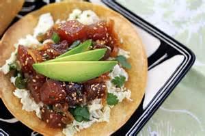 Hawaiian Spicy Ahi Poke Recipe