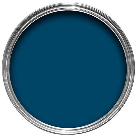 dulux feature wall sapphire salute matt emulsion paint 1 25l rooms diy at b q space feature