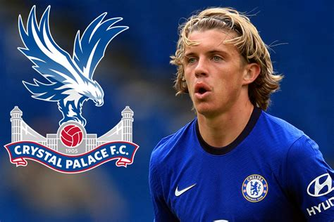 Chelsea star Conor Gallagher set to join Crystal Palace on ...