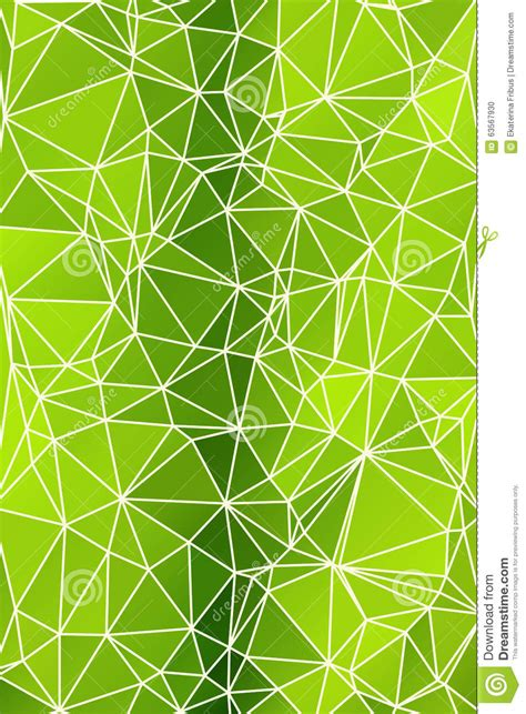abstract geometric background stock vector image